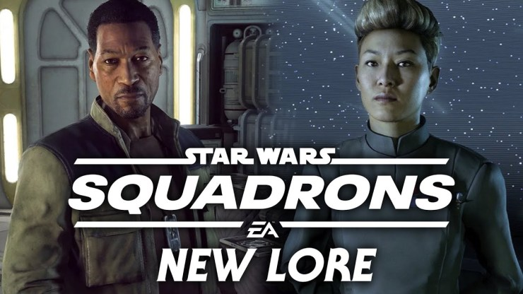 Star Wars: Squadrons - New Lore Revealed 1