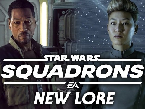 Star Wars: Squadrons - New Lore Revealed 5