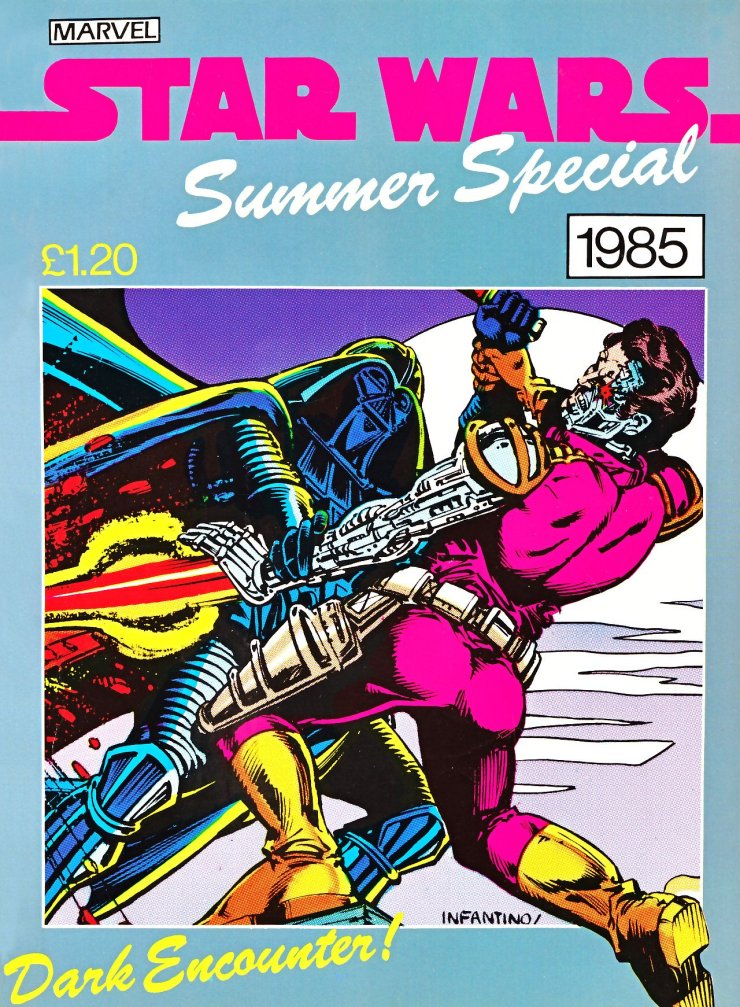Star Wars Summer Special 1985