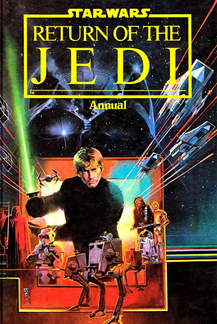 Return of the Jedi Annual 1983