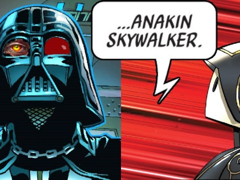 The Droid that Discovered Darth Vader was Anakin Skywalker 4
