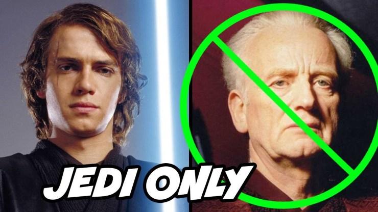 When Supreme Chancellors Were ONLY Jedi 1