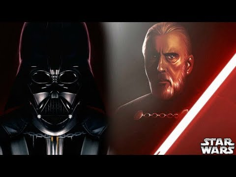 Why Count Dooku is the Reason Darth Vader Is So Powerful 1