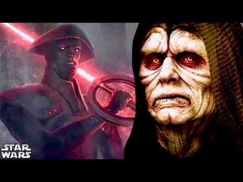 Why Sidious Didn't Fear the Inquisitors Allying to Overthrow Him 1