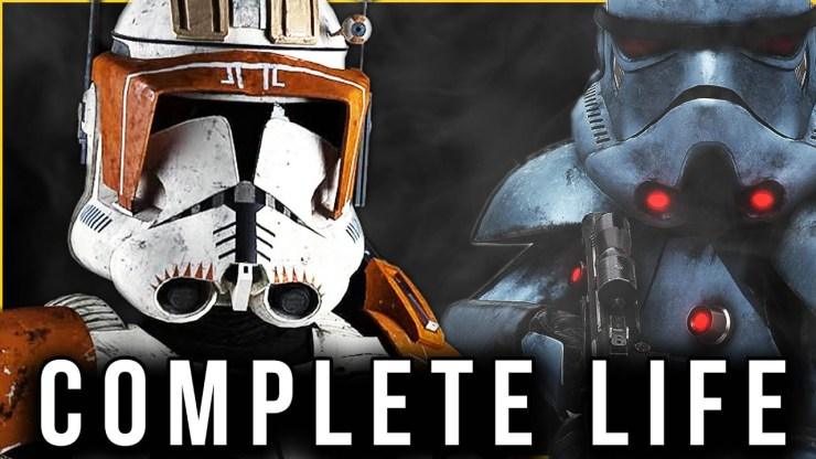 Commander Cody CC-2224 | The COMPLETE LIFE Story 1