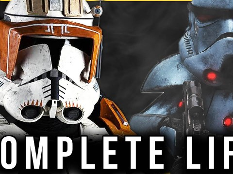 Commander Cody CC-2224 | The COMPLETE LIFE Story 2
