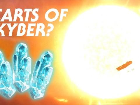 Do Stars REALLY Have Hearts of Kyber? 1