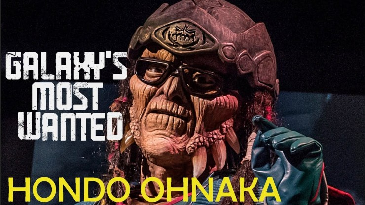 Galaxy's Most Wanted: Hondo Ohnaka