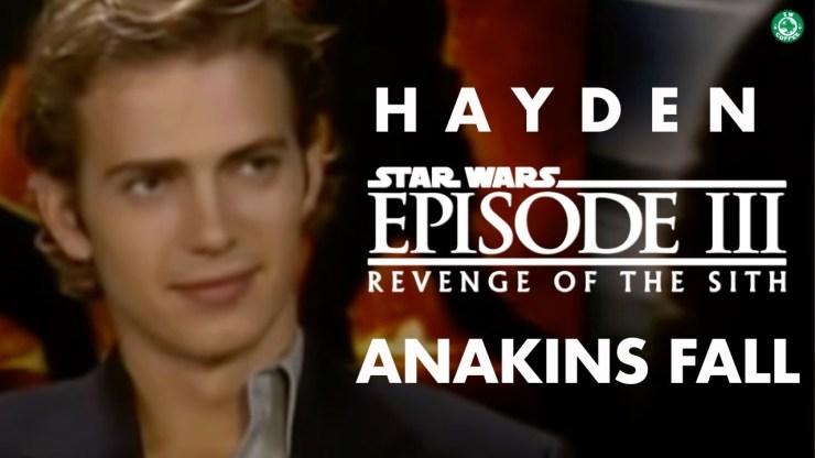 Hayden Christensen on Why Anakin Fell to the Dark Side