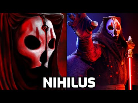How Darth Nihilus Destroyed Planets With the Force 1