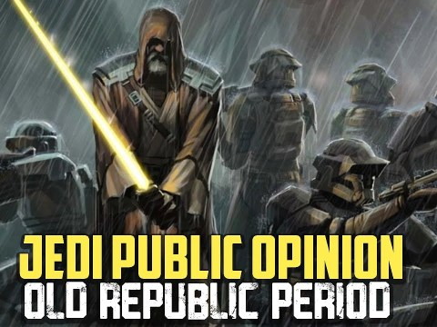 How the Average Citizen Viewed the JEDI | Old Republic 5