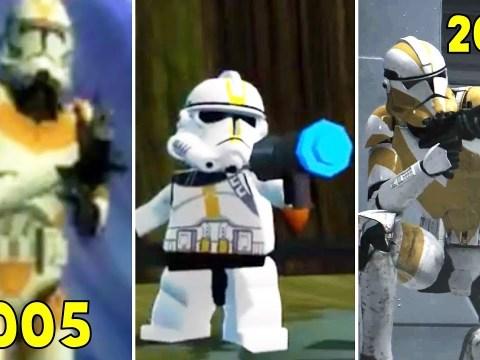 Order 66 Scene in Star Wars Games 2005-2019 7