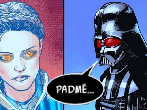 The BIG Secret about Padme that Darth Vader Found Out 4
