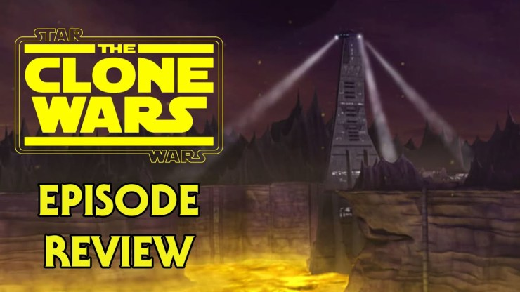 The Citadel Episode Review and Analysis - The Clone Wars 1