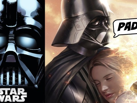 Vader Goes to Padme's Tomb! (CANON) - Star Wars Explained 1