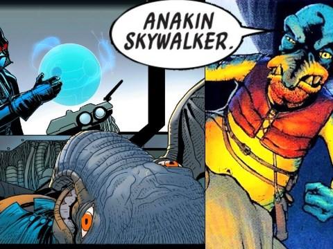 When Darth Vader Saw Watto Again and Choked Him (Canon) 9