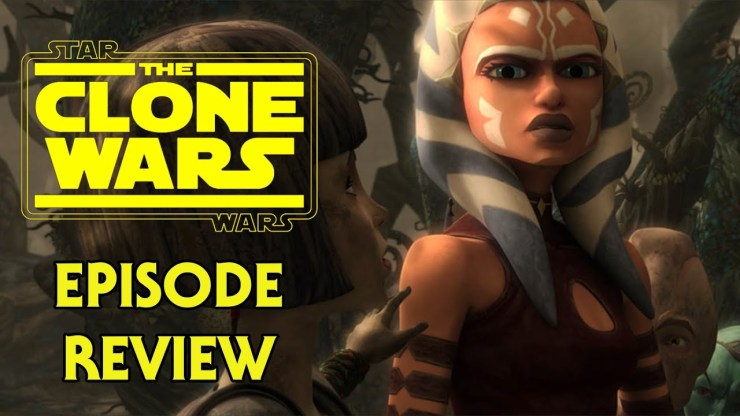 Padawan Lost Episode Review and Analysis - The Clone Wars
