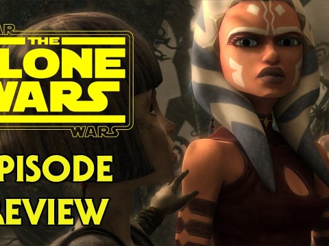 Padawan Lost Episode Review and Analysis - The Clone Wars 2