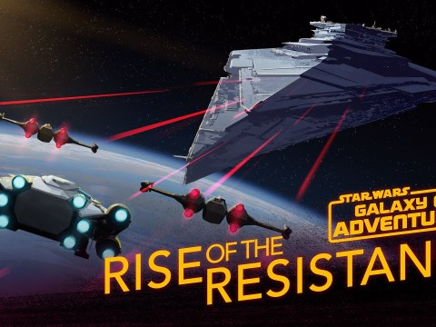 Rise of the Resistance | Star Wars Galaxy of Adventures 2