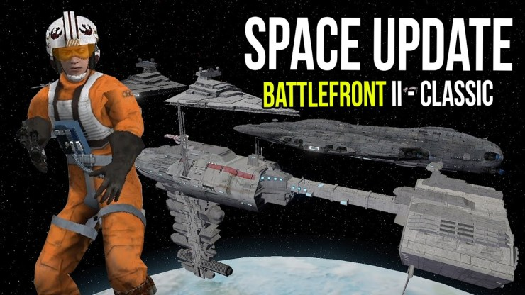 Star Wars Battlefront 2 Remastered Space Update (2020) 1