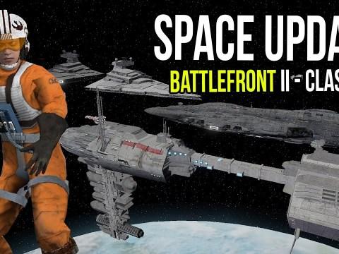 Star Wars Battlefront 2 Remastered Space Update (2020) 5