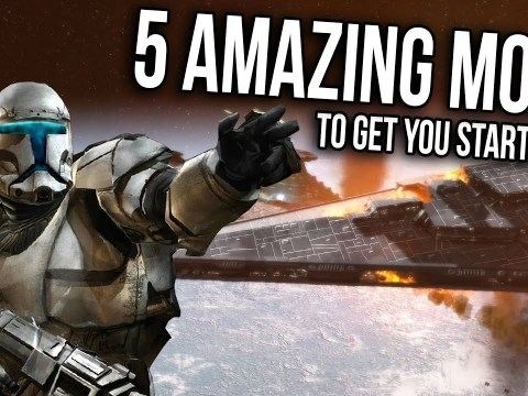 The Top 5 Incredible Mods - Empire At War 6