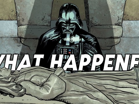 What Happened When Darth Vader Visited Padme's Tomb 4