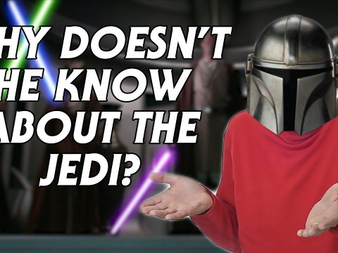 Why Doesn't The Mandalorian Know About the Jedi? 6