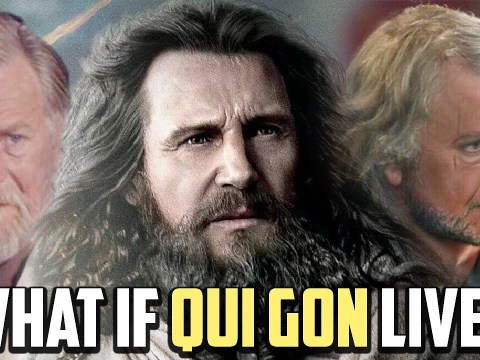 Why Qui Gon Jinn Would've Started A NEW JEDI ORDER 5
