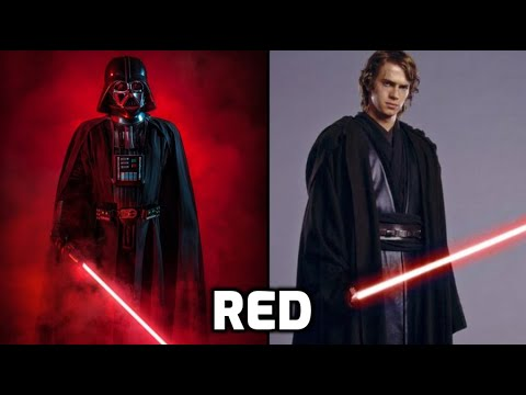 Why Red Lightsabers Were More Powerful Than Other Colors 4