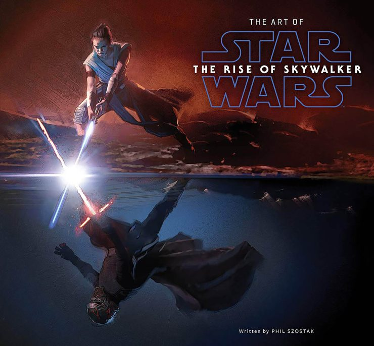 The Art of Star Wars – The Rise of Skywalker