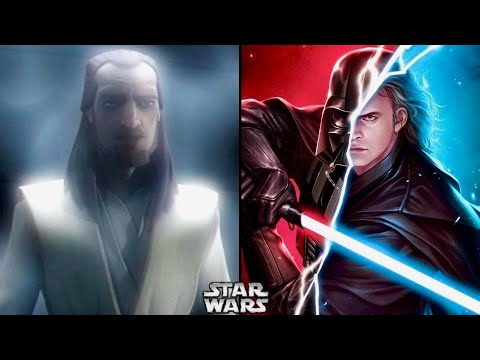 Did Qui-Gon Jinn Believe Darth Vader Could be Redeemed?