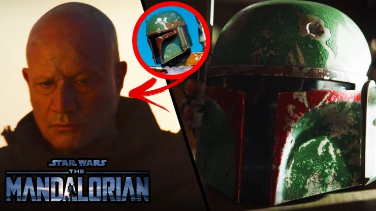 Everything You Missed In The Mandalorian Season 2 Episode 1 1