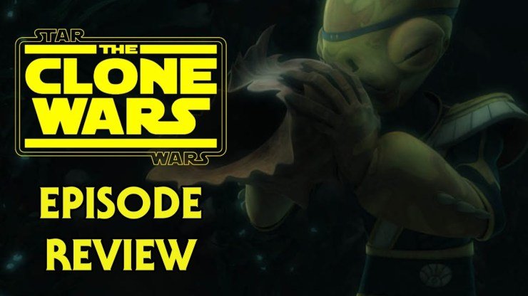 Gungan Attack Episode Review and Analysis - The Clone Wars