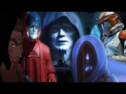 Hooded Hologram - Every Darth Sidious Broadcast