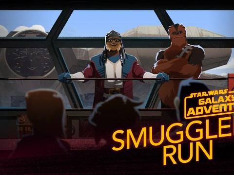Millennium Falcon - Smugglers Run | Galaxy of Adventures 2