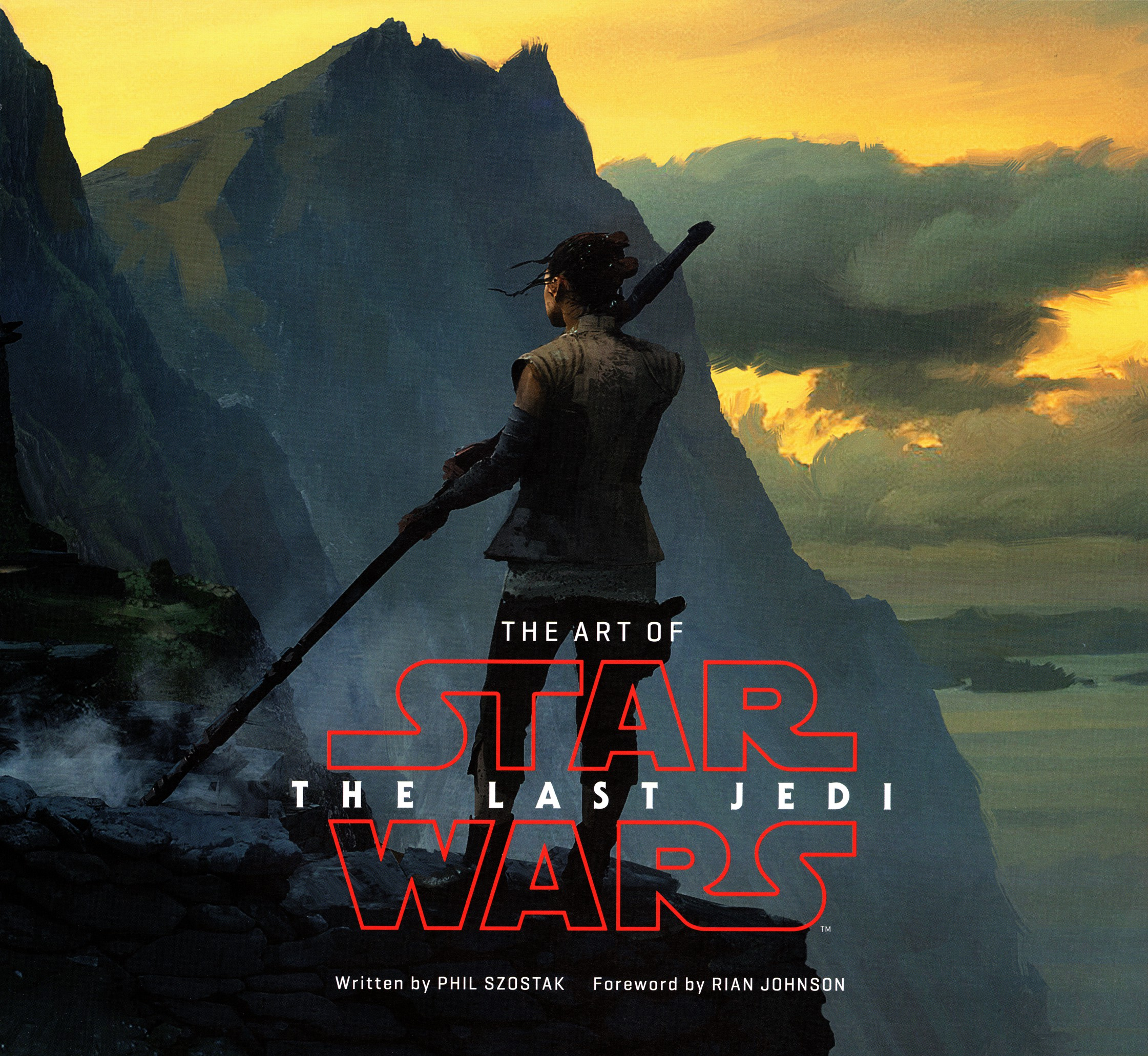 The Art of Star Wars – The Last Jedi