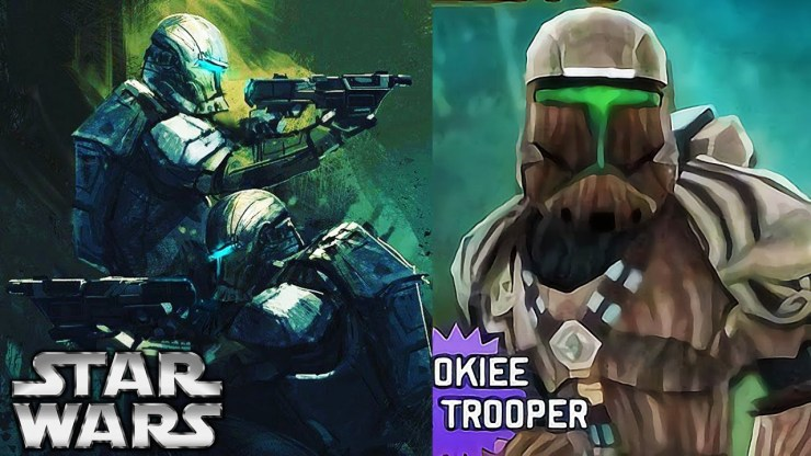 The Republic's Most Ridiculous Clone Troopers
