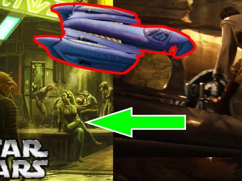 The SHOCKING FATE of General Grievous' STARFIGHTER