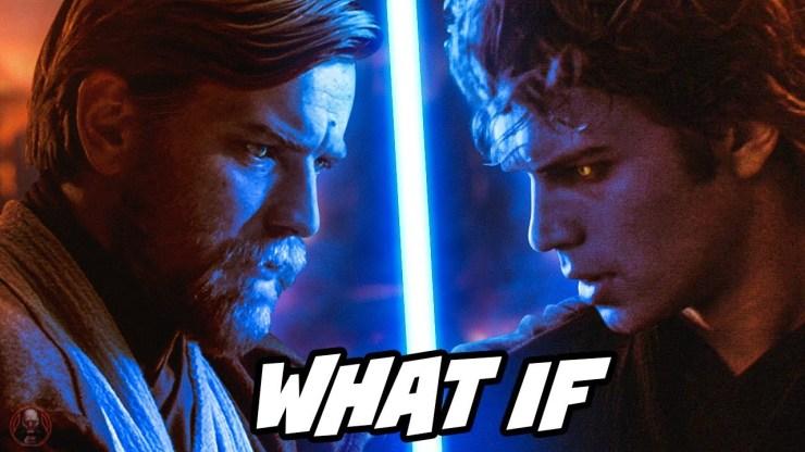 What if Obi-Wan Killed Anakin? - Star Wars Theory Fan Fic 1