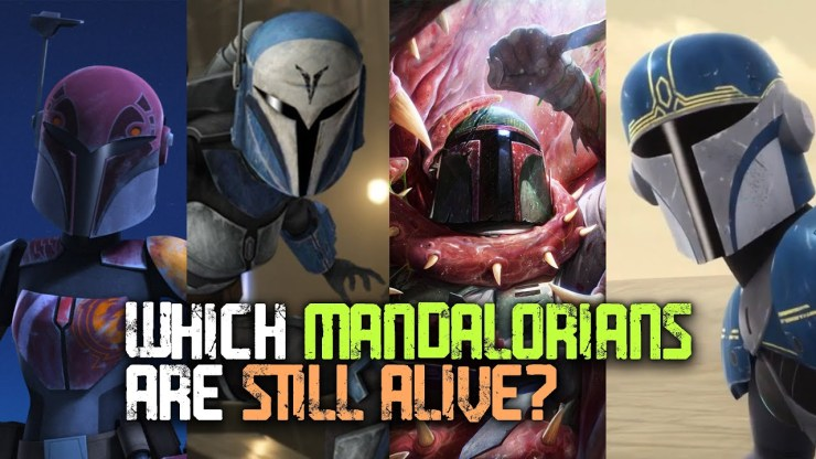 Which Mandalorians Are Still Alive and Will Be in SEASON 2?