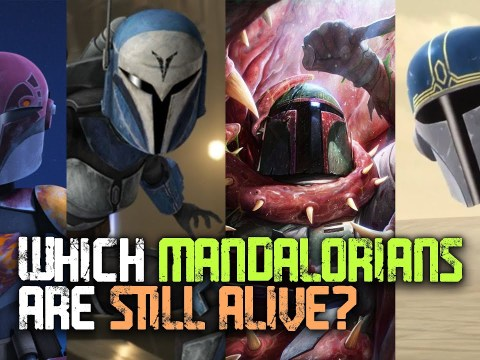Which Mandalorians Are Still Alive and Will Be in SEASON 2? 3