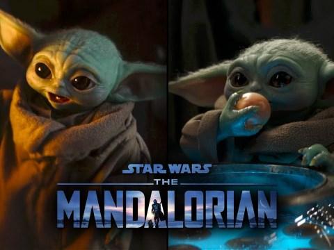 Baby Yoda ALL SCENES (Season 2 Episode 2) SPOILERS