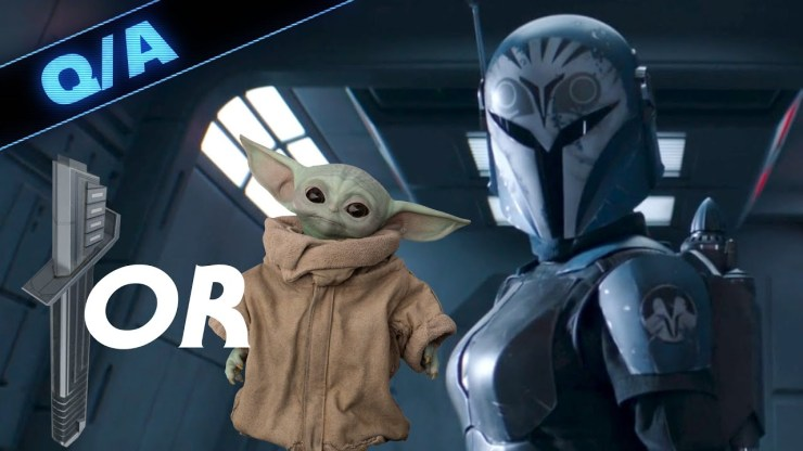 Could Bo-Katan Trade The Child for the Darksaber? 1