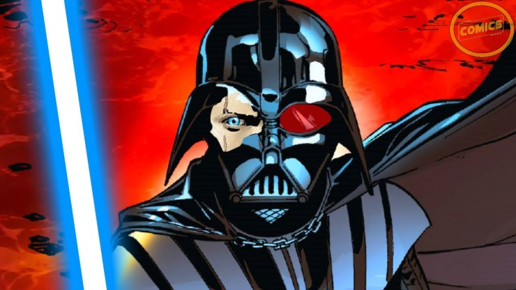 Darth Vader Uses Jedi Powers That He Learned As Anakin