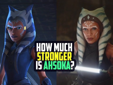 How Ahsoka Tano's Skills Have Improved Since the Clone Wars