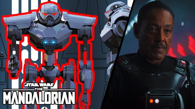 Imperial DARK TROOPERS EXPLAINED - Moff Gideon's Army