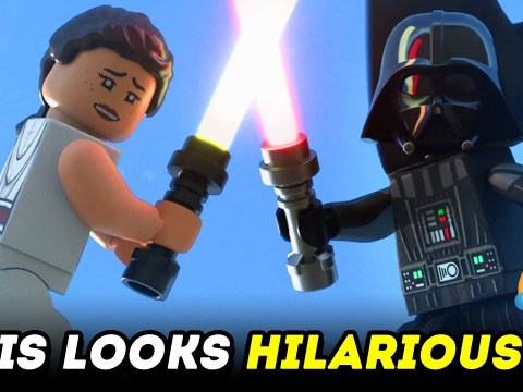 LEGO Star Wars Holiday Special Trailer is HILARIOUS! 4