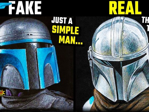 Star Wars Bounty Hunter but you're not a REAL Mandalorian. 9