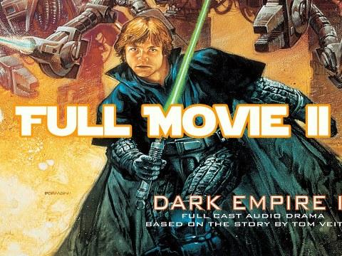 Star Wars Dark Empire II Full Movie 3